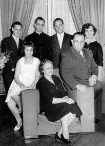 La famille Bergoglio