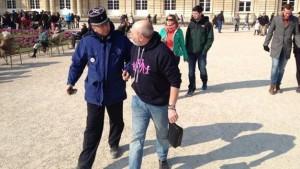 « Liberté d'expression » en France : un « homophobe » accompagné au poste de gendarmerie.