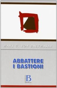 Le livre controversé de von Balthasar qui lui valut une grande méfiance de toute la hiérarchie catholique dans les années 50, dans une édition italienne. Aujourd'hui difficile à trouver.