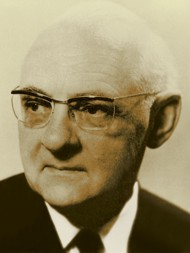 Le théologien Hans Urs von Balthasar