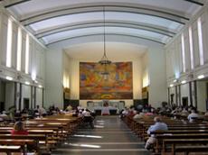 Intérieur de Sainte Marie Goretti