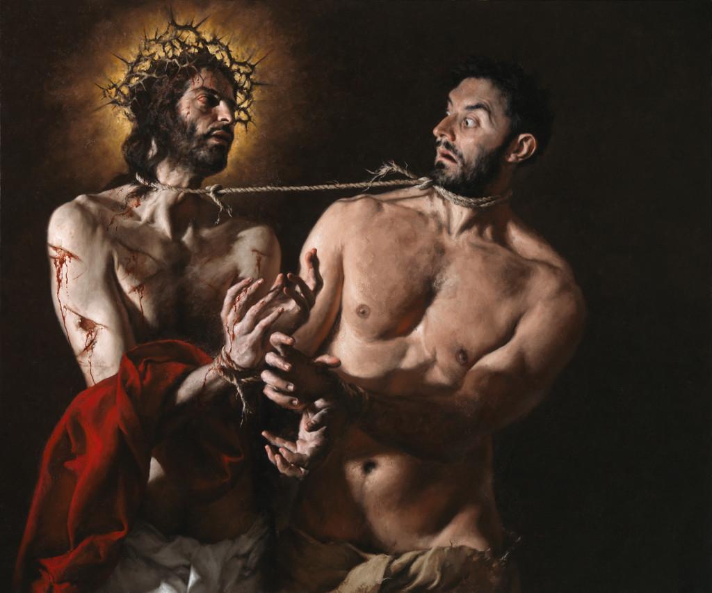 Jésus et Barrabas. Ou Dieu et le monde