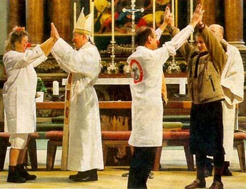 Les abus liturgiques ont contribué à crisper les fidèles