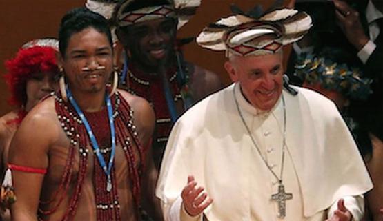 Stratégie de l'Antéchrist : NON, puis NON-OUI, enfin OUI comme AMAZONIE ! - Page 2 Amazzonia
